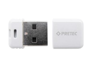 Pretec i-Disk Poco 32GB / Flash Disk / USB 2.0 / Bílá