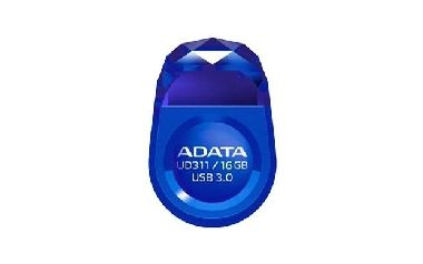 ADATA Durable UD311 16GB / Flash Disk / USB 3.0 / modrá