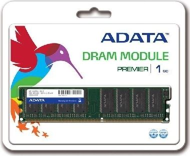 ADATA 1GB DDR 400MHz / CL3