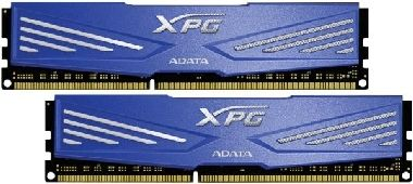 ADATA XPG V1.0 Blue 8GB DDR3 1600MHz / KIT 2x 4GB / CL11 / DIMM / RETAIL