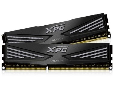 ADATA XPG V1.0 Black 8GB DDR3 1600MHz / KIT 2x 4GB / CL9 / DIMM / RETAIL