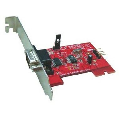 Kouwell IO-111 / Adaptér/ USB na RS232 / Low profile