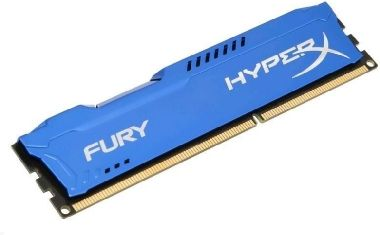 HyperX Fury Blue 4GB DDR3 1333MHz / 1x4GB / CL9