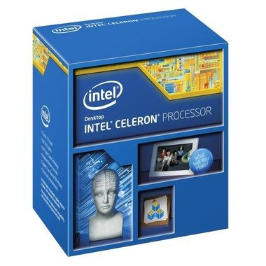 Intel Celeron G1850 @ 2.9GHz / 2C2T / 128kB, 512kB, 2MB / HD Graphics / 1150 / Haswell / 53W