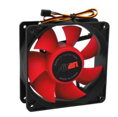 AIREN FAN RedWings120H ventilátor / 120 x 120 x 38mm / 14.9dBA
