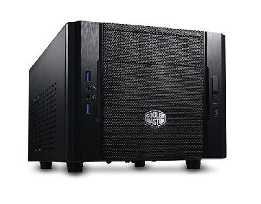 Cooler Master Elite 130 / Mini ITX / 1x USB 2.0 + 2x USB 3.0 / 1x 80 mm + 1x 120 mm