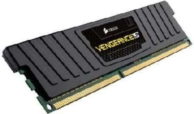 Corsair Vengeance 8GB DDR3 1600MHz / 1x8GB KIT / CL10 / 1.5V / XMP / Low profile