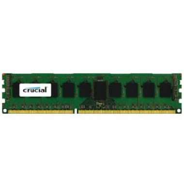 CRUCIAL 8GB / DDR3 / ECC Registered / 1866MHz / PC3-14900 / CL13 / 1.50V / Single Ranked x4
