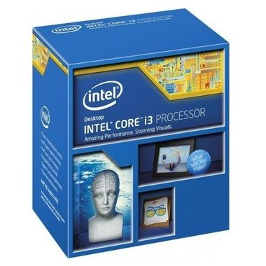 Intel Core i3-4370 @ 3.8GHz / 2C4T / 128kB, 512kB, 4MB / HD 4600 / 1150 / Haswell Refresh / 54W