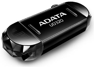 ADATA DashDrive Durable UD320 16GB / USB 2.0 /  OTG / Micro USB