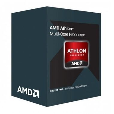 AMD Athlon X4 860K @ 3.7GHz / Turbo 4.0GHz / 4C4T / 256kB L1, 4MB L2 / FM2+ / Steamroller-Kaveri / 95W