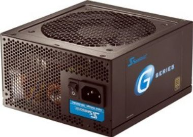 Seasonic 450W G-450 SSR-450RM / Aktivní PFC / 80PLUS GOLD / Cable management
