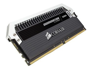 Corsair Dominator Platinum 16GB / 4x 4GB KIT / DDR4 / 2666MHz / CL16 / 1.2V