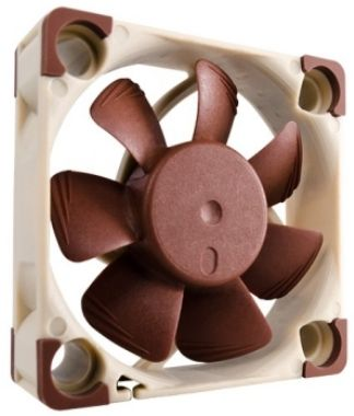 Noctua NF-A4x10 FLX / 40 mm / SSO2 Bearing / 17.9 dB @ 4500 RPM / 8.2 m3h / 3-pin
