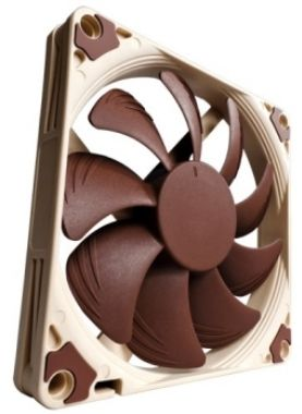 Noctua NF-A9x14 PWM / 92 mm / SSO2 Bearing / 19.9 dB @ 2200 RPM / 50.5 m3h / 4-pin
