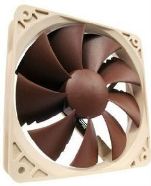 Noctua NF-P12 PWM / 120 mm / SSO Bearing / 19.8 dB @ 1300 RPM / 92.3 m3h / 4-pin
