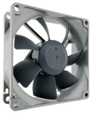 Noctua NF-R8 redux-1800 / 80 mm / SSO Bearing / 17.1 dB @ 1800 RPM / 53.3 m3h / 3-pin