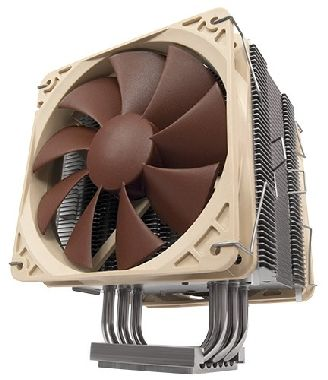 Noctua NH-U12DO A3 / 2x 120 mm / SSO Bearing / 19.8 dB @ 1300 RPM / 92.3 m3h / AMD G34, C32, F