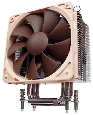 Noctua NH-U12DX 1366 (Xeon 5500) / 120mm  / 1300rpm / Intel Xeon 4U