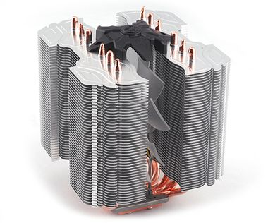ZALMAN CNPS14X / 140mm fan / 6x heatpipe