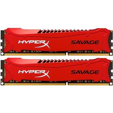 HyperX Savage 8GB DDR3 2133MHz / 2x 4GB / XMP / CL11
