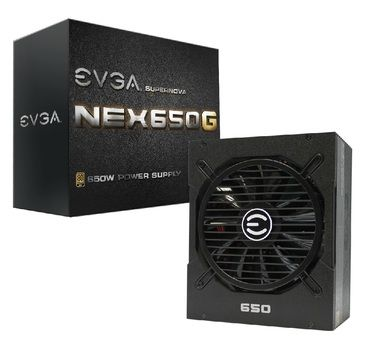 EVGA zdroj SuperNOVA 650 G1 / 650W / 80 Plus gold