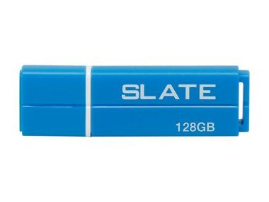 Patriot Slate 128GB / Flash Disk / USB 3.0 / Modrá