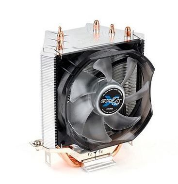 ZALMAN chladič CPU CNPS7X LED / 92mm modrý LED fan / pro s. 1155/1156/1366/775/FM1/AM3+/AM3/AM2+/AM2