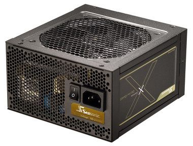 Seasonic X-850 (SS-850KM F3) / 850W / 80PLUS Gold / kabelový management