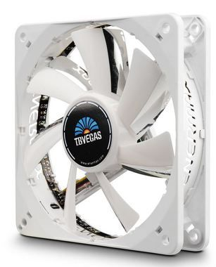 ENERMAX UCTVS12P-W / T.B.Vegas Single / ventilátor / 120mm / PWM / APS / bílá LED