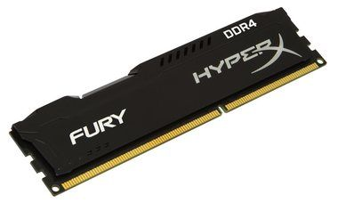 HyperX Fury 4GB DDR4 2133MHz / CL14 / DIMM / Non-ECC / Un-Registered / 1.2V
