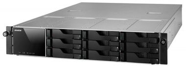 Asustor AS609RS / 9x HDD / Intel Atom DC @2.13GHz / 1GB RAM / HDMI 1.3a / 2x USB 3.0 / 4x USB 2.0 / 2x GLAN