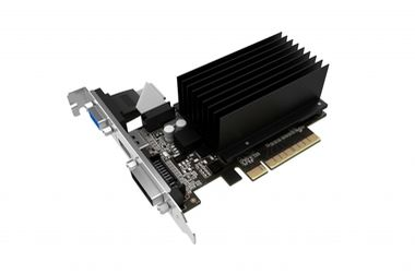 Gainward GeForce GT 720 Silent FX / 797MHz / 1GB 800MHz / VGA+DVI+HDMI