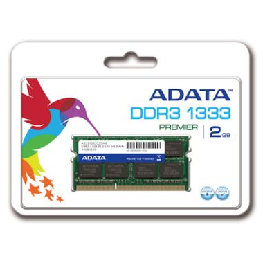 ADATA 2GB DDR3 1333MHz / CL9