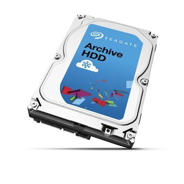 "SEAGATE Archive 8TB / HDD / 3.5"" SATA III / 5 900 rpm / 128MB cache / 2y / výprodej"