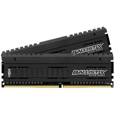 Crucial Ballistix Elite 8GB (Kit 2x4GB) / 2666MHz / DDR4 / CL16 / 1.2V / DIMM