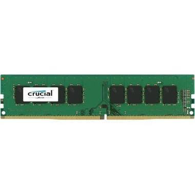 Crucial 8GB / 2133MHz / DDR4 / CL15 / Dual Ranked / UDIMM / 1.2V