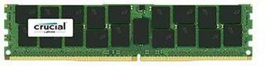 Crucial 4x16GB / 2133MHz / DDR4 / CL15 / DR x4 / ECC Registered / DIMM / 288pin