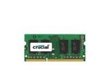 Crucial 4GB / 1866MHz / DDR3 / CL13 / SODIMM / 204pin / 1.35V/1.5V / Single Ranked