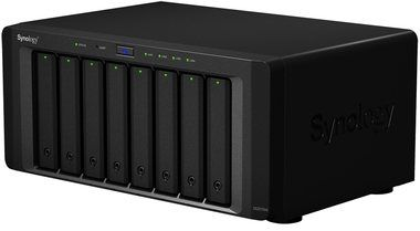 Synology DiskStation DS2015xs / 8x HDD / Annapurna QC @1.7GHz / 4GB RAM / 2x USB 3.0 / 2x GLAN