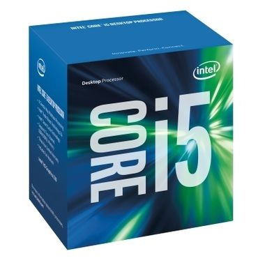 Intel Core i5-6500 @ 3.2GHz / TB 3.6GHz / 4C4T / 256kB, 1MB, 6MB / HD Graphics 530 / 1151 / Skylake / 65W