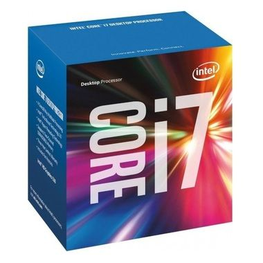 Intel Core i7-6700 @ 3.4GHz / TB 4.0GHz / 4C8T / 256kB, 1MB, 8MB / HD Graphics 530 / 1151 / Skylake / 65W