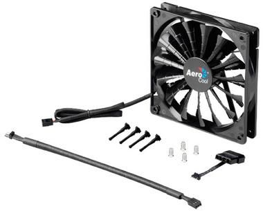 AeroCool Shark Fan / 120 mm / Ventilátor / Black Edition
