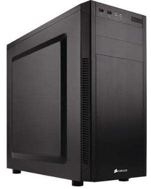 Corsair Carbide 100R Silent Edition / ATX / 2x USB 3.0 / 1x 120 mm + 2x 140 mm
