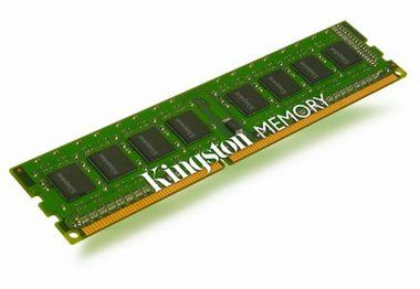 Kingston 8GB 1600MHz / DDR3 / ECC Reg / CL11 / DIMM / SR x4 w/TS