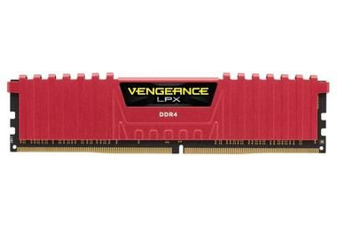Corsair Vengeance LPX 16GB / 16GB (4x 4 GB) / DIMM DDR4 2666 MHz / 16-18-18-35 / Non-ECC, Un-registered (un-buffered), X