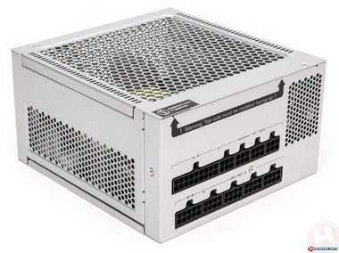SilverStone SST-NJ520 Nightjar Series Platinum - 520 W