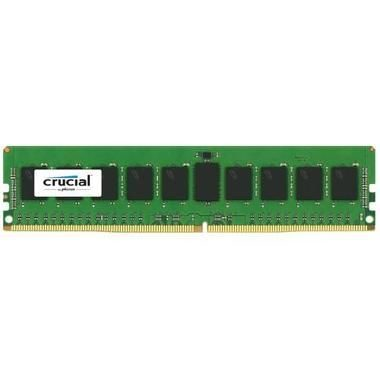 CRUCIAL 8GB / DDR3 / ECC Unbuffered / 1866MHz / PC3-14900 / CL13 / 1.50V