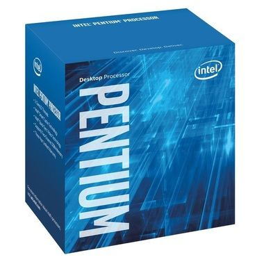 Intel Pentium G4400 @ 3.3GHz / 2C2T / 128kB, 512kB, 3MB / HD Graphics 510 / 1151 / Skylake / 54W