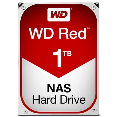 "WD Red 1TB / HDD / 3.5"" SATA III / 5 400 rpm / 64MB cache / 3y"